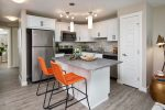 Cranston's Riverstone Brookfield Residential Retreat Riverstone Ivory Kitchen